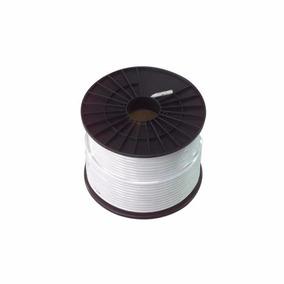 Cable De Acero Con Pvc Blanco 7x7 3/16-1/4 Y 150 Metros Obi