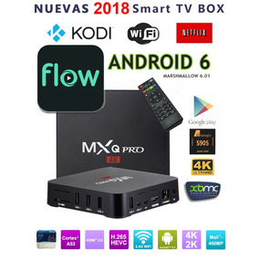 Mini Pc Convertidor Smart Tvbox Quad Android 4k Netflix Flow