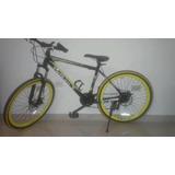 Vendo Bicicleta Vulkan X Nueva Excelentes Condiones