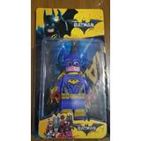Muñecos Lego Grandes 14cm Robin Batichica Guason Batman