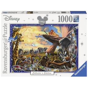 Ravensburger 1000 Piezas Disney - El Rey Leon - Cod 19747