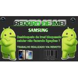 Reparo De Imei Samsung