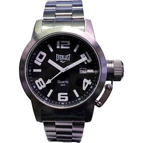 2bbf7e4b5c5 Relógio Everlast E053 Analógico Novo - Relógios no Mercado Livre Brasil