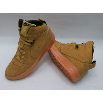 Botas Nike Air Force One Unisex!!