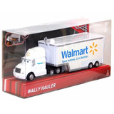 Disney Pixar 2017 Cars 3 Wally Trailer Walmart Nuevo