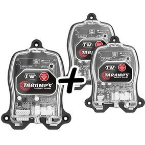 Combo Transmissor Wireless Taramps 1 Tw Master + 2tw Slave