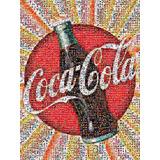 Buffalo Juegos - Coca-cola - Fotomosaíco - 1000 Pedazos Del