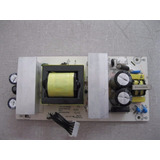 Placa Da Fonte Mini System Semp Toshiba Ms9125 Nova!