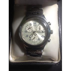 Reloj Swatch Swiss Irony De Acero Inoxidable