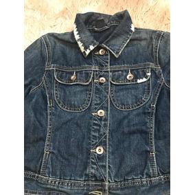 Jaqueta Jeans Infantil Gap