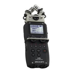 Gravador Digital Zoom H5 Handy Recorder