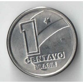 1 Centavo 1990 Fc Centavinho Rara