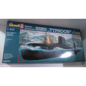 1/400 Revell Submarino Ruso Ssbn Typhoon Class