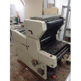 Impresora Offset Ryobi 480d