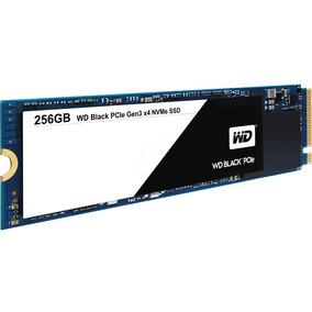 Disco Wd Ssd M2 Black 256 Gb Estado Solido 256gb