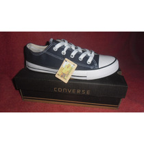 Zapatos Converse All Star Unisex Gris Oscuro