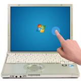 Notebook Panasonic Anti Golpes 250gb Tactil Windows 7