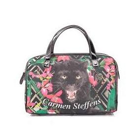 Bolsa Bau Da Carmen Steffens, Nova Original Comprada Na Loja