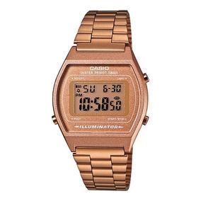 Relógio Casio B640wc-5adf Rose Feminino Origina