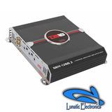 Potencia Amplificador Auto Gen-1200.2 Ds-18 2 Canales 1200w