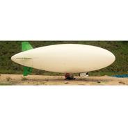 Dirigível Zeppelin  , Usa Hélio  9 Metros