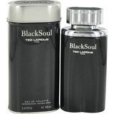 Perfume Importado Ted Lapidus Soul 100ml Men Original