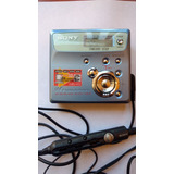 Minidisc Sony Net Md Mz N505 ***impecable***