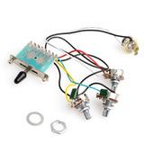 Remato Circuito (potenciometros, Selector) Stratocaster