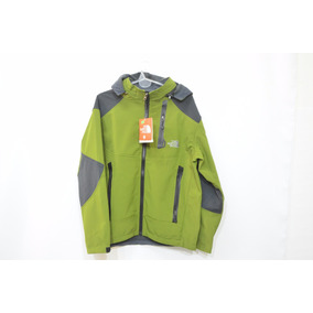 Campera The North Face Softshell Neoprene Envio Gratis
