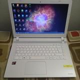 Laptop Toshiba Amd A8 7410 Apu Radeon R5 2.2ghz 4gb / 750 Hd