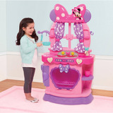 Cocina Minnie Mouse Disney Con Luces Y Sonidos, Minnie Mouse