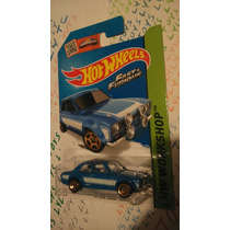 Hot Wheels Carro Rapido Y Furioso Ford Scort 1970 Lyly Toys