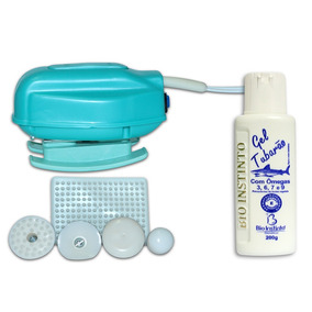 Kit Massageador Th 110v + Gel Tubarão