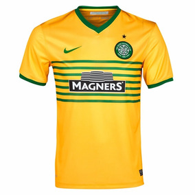 Jersey Nike Original Escocia Celtic Glasgow Visita 2015