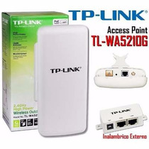 Antena Tp-link Access Point Tlwa5210g 2.4ghz 12dbi Externa..