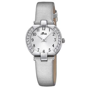 Reloj 15129/b Gris Lotus Niño Junior Collection