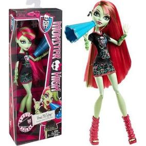 Boneca Monster High Venus Mc Flytrap