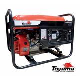Generador Electrico Gasolina 2.4 Kw Mod Tg2400cx Toyama