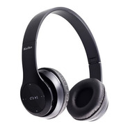 Auriculares Bluetooth Kolke Memoria Sd Radio Fm Mic Caseros