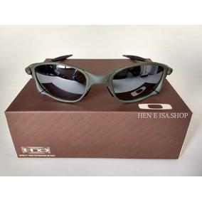 Oakley Xx Double Original De Sol Juliet - Óculos no Mercado Livre Brasil 27d9f3e2df