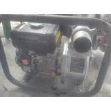 Motobomba Autocevante Gasolinera 3 Hyundai Hy80 7.0hp