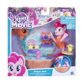 Pinkie Pie, Escenas Bajo El Agua My Little Pony