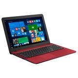 Laptop Asus X541na-go014t Intel N4200 4gb 500gb 15.6 Roja