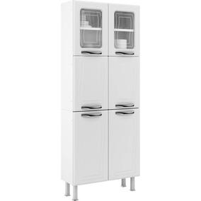 Paneleiro Colomarq Ipanema Master 6 Portas - Branco