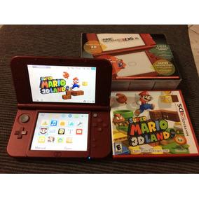 Nintendo New 3ds Xl Cheio De Jogos