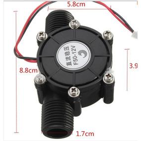 Mini Hidro Gerador 12v 10 Wats Promoçao! +voltimetro Brinde