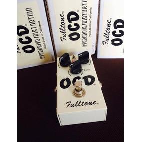 Pedal De Guitarra Análogo Ocd Fulltone Overdrive V4