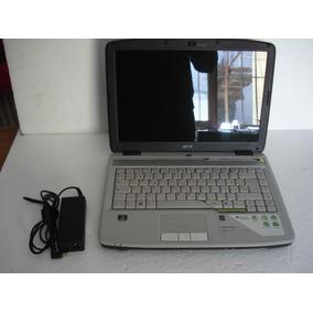 Notebook Acer Aspire 4520 - Con Cargador Y Bateria