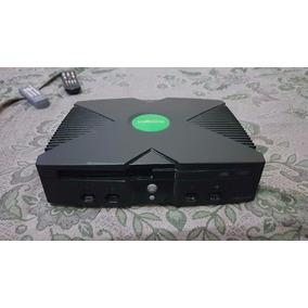 Xbox Clássico Só O Console Funcionando Mas Leia Em Obs.
