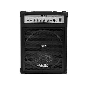 Cubo Amplificador Contra Baixo 150w Af15 Master Audio Bx150